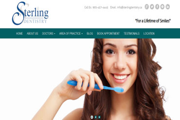Sterlingdentistry.ca